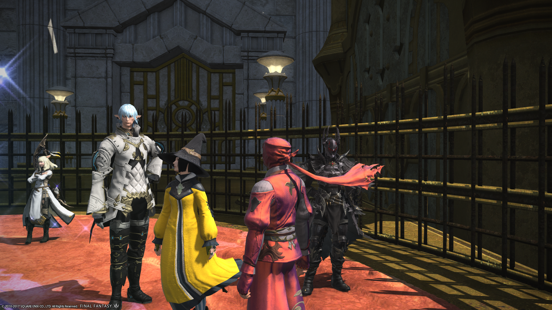palace of the dead ffxiv guide